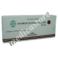 HYDROCHLORTIAZIDE TABLET 25 MG INDO FARMA