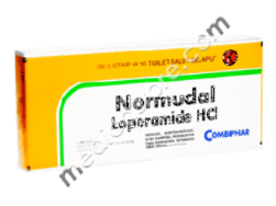 LOPERAMID TABLET (GEN)