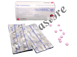 TROPIDROL TABLET 16 MG