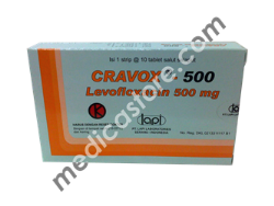 PROLEVOX INFUS 500MG/100ML