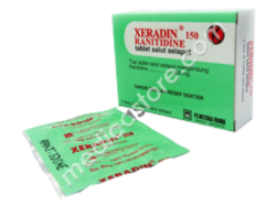 XERADIN 150MG TABLET 30 S