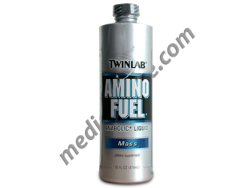 TWINLAB AMINO FUEL LIQUID CONCENTRATE 16 OZ