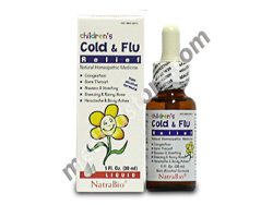 NB CHILD S COLD & FLU 30 ML