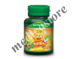NUTRIMAX C + JUNIOR WITH PHYTOGREEN