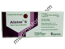 ALDOMER TABLET 5 MG 30,S
