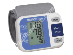 OMRON AUTOMATIC WRIST BLOOD PRESSURE MONITOR RA-1