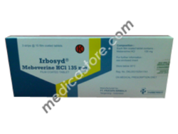 IRBOSYD TABLET 30 S
