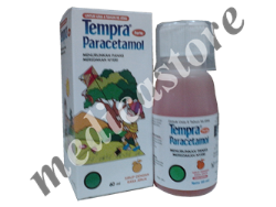 TEMPRA FORTE SYRUP 60 ML