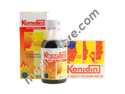 KONIDIN SYRUP 30 ML