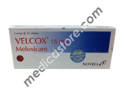MOXIC TABLET 20 S