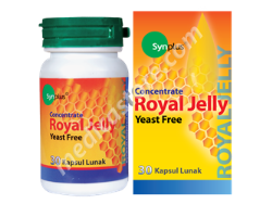 SYNPLUS ROYAL JELLY 1000 MG (The great health recovery aid)