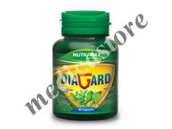 NUTRIMAX NEW DIAGARD WITH CHROMEMATE 60 s