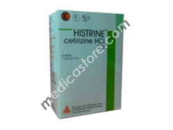 HISTRINE TABLET 30 S