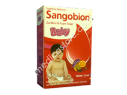 SANGOBION DROP 15 ML