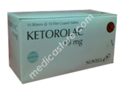 KETOROLAC INJ 10MG/ML (IF)