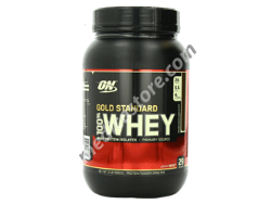 OPTIMUM NUTRITION (ON) WHEY GOLD STANDARD CHOCOLATE 2 lbs