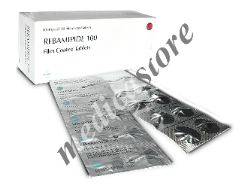 REBAMIPIDE 100 MG TABLET 100 S
