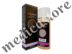 D BLUSH ACNE CLEANSER FACIAL WASH with BIO SULFUR