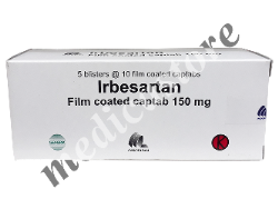 IRBESARTAN 150MG TABLET (IF)