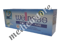 WELLNESS DENTAL COTTON ROLL 12x50 PCS