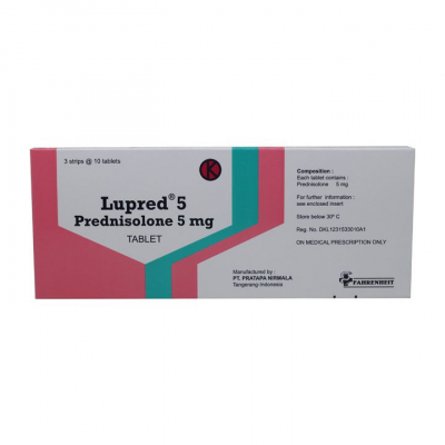 LUPRED TABLET 30 S