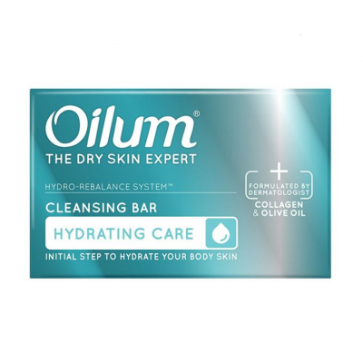 OILUM BARSOAP HYDRATING 85 GR