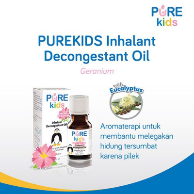 PURE KIDS INHALANT OIL 10 ML*