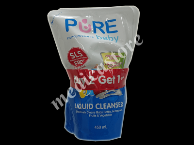 PUREBB LIQUID CLEANSER 450ML COMBO REF