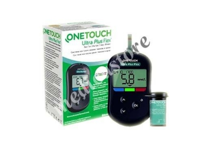 ONE TOUCH ULTRA PLUS FLEX SYSTEM (METER)