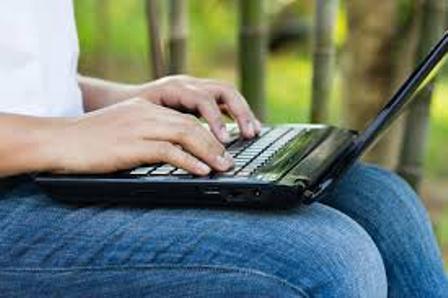 radiasi laptop