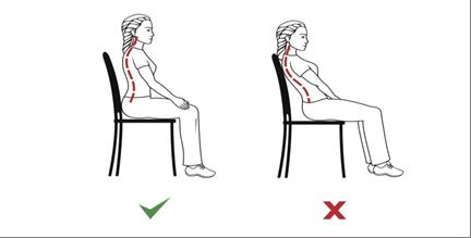 posisi duduk penyebab nyeri punggung