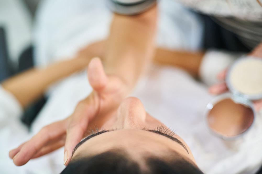 kosmetik perawatan wajah