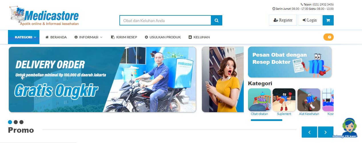 Apotek online medicastore