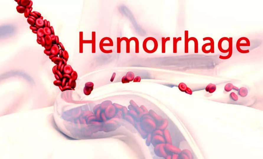 Obat untuk menghentikan pendarahan
