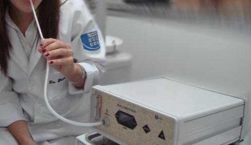 halimeter untuk pemeriksaan bau mulut