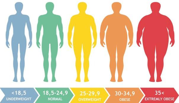indeks massa tubuh obesitas