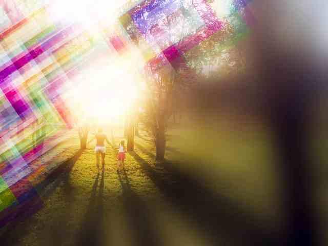 penglihatan aura pada sakit kepala migrain