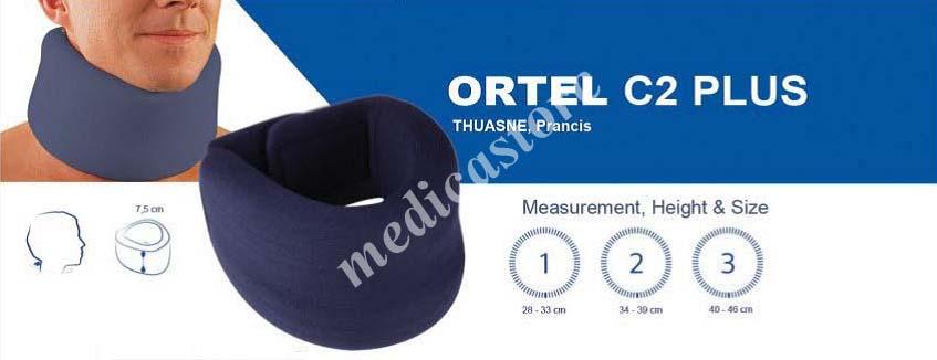 Tabel ukur Ortel C2 Plus