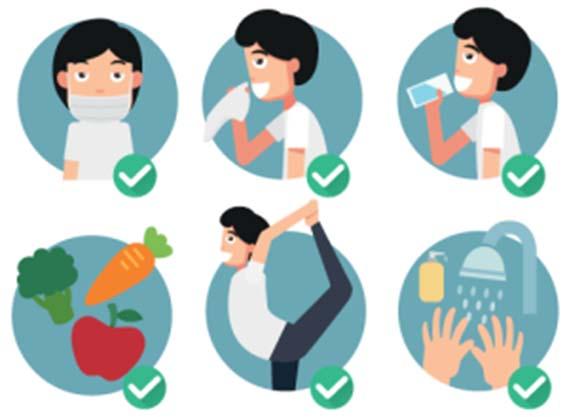 Tips untuk menghindari batuk